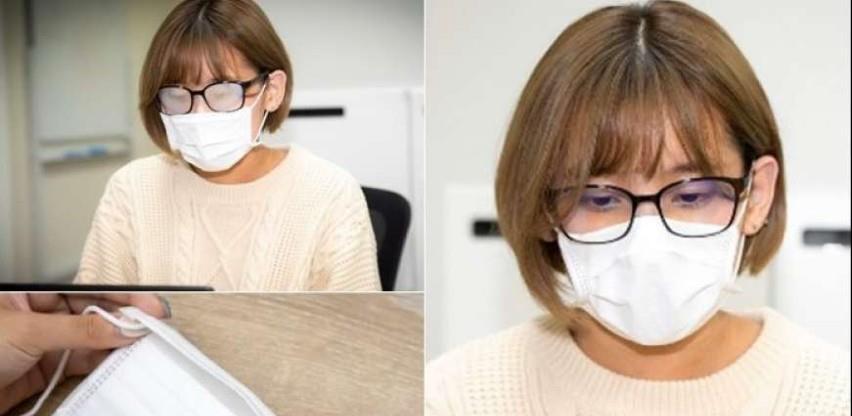 Evo kako nositi masku a da vam se ne zamagle naočale