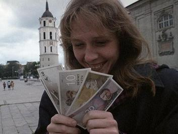 Litvanija se oprašta od litasa i uvodi euro