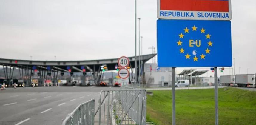 Nema više slobodnog tranzita kroz Sloveniju zbog Covida-19