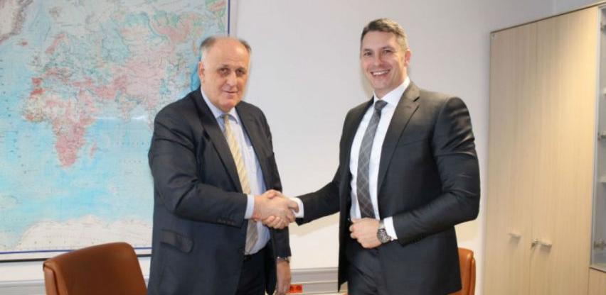 Potpisan Protokol o suradnji Ministarstva komunikacija i prometa BiH i VTK