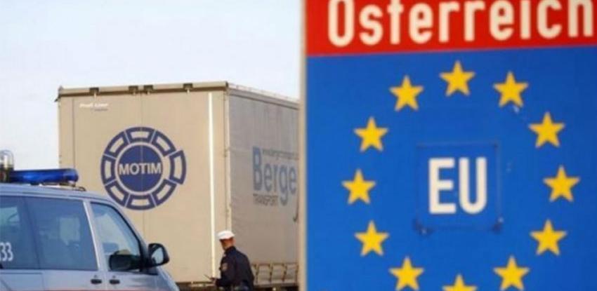 """Austrija ponovo """"vratila"""" granicu"""