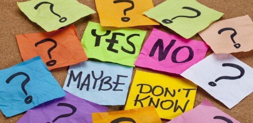Kako vi donosite odluke? Traje li ili…?
