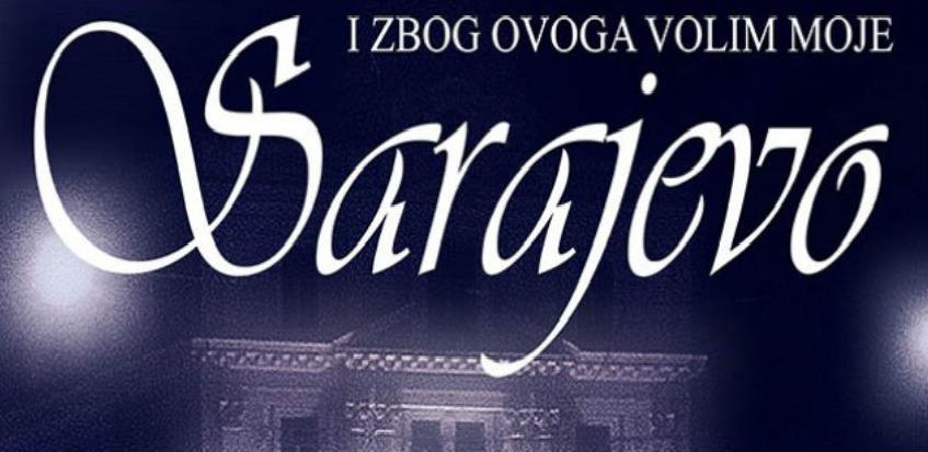 Potražite knjigu 'I zbog ovoga volim moje Sarajevo' na kioscima iNovine