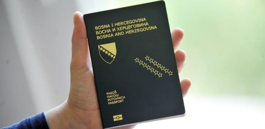Najmoćniji pasoši u 2021. godini: Bh. pasoš moćniji od putovnica Kine, Rusije, Turske...