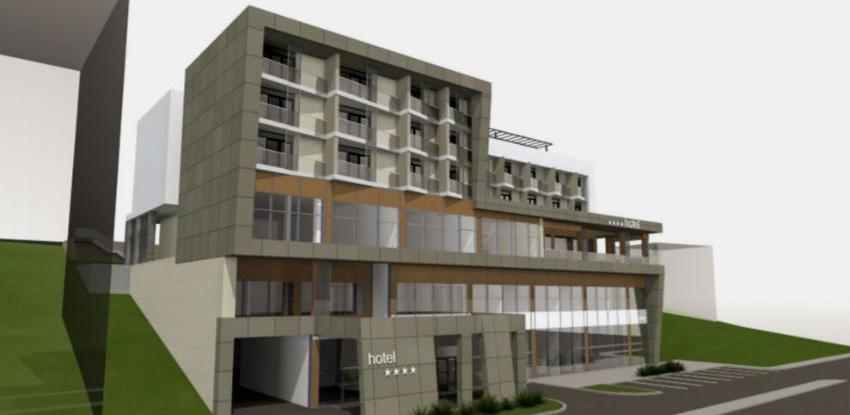 Izgradnja hotela Cazin neizvjesna: Zemljište još uvijek nije prodato