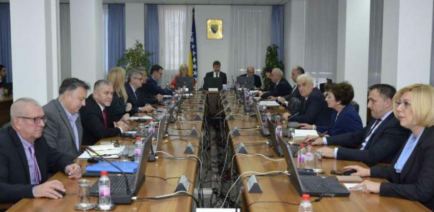Redovna sjednica Vlade Federacije BiH u ponedjeljak