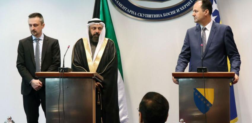 U ekonomskom sektoru Kuvajta želja za investiranjem u BiH konstantno raste