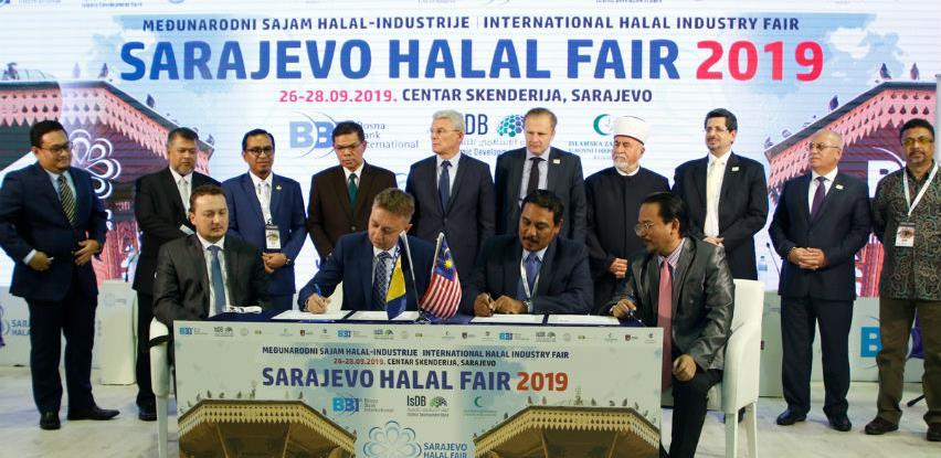 SHF: Dvije bh. kompanije potpisale memorandume vrijedne oko 50 miliona KM
