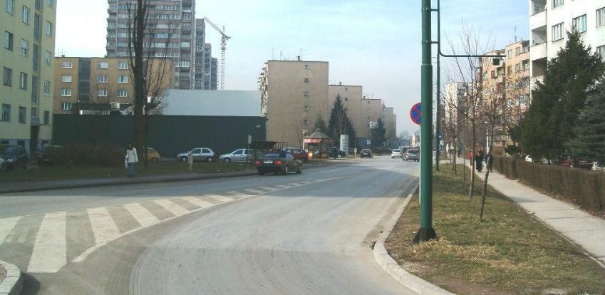 Objavljen tender za rekonstrukciju i proširenje ulice Džemala Bijedića