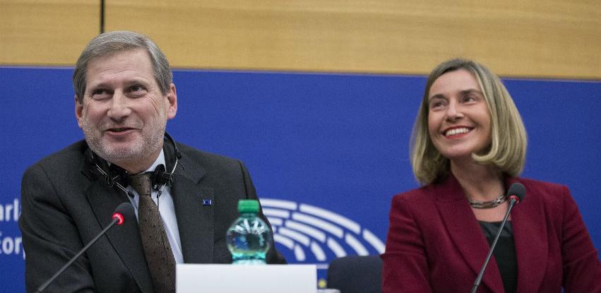 Mogherini i Hahn o izborima u BiH: Izabrane političare čekaju brojni izazovi