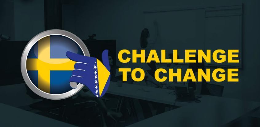 Challenge to Change: Prezentacija 4. javnog poziva za dodjelu grant sredstava