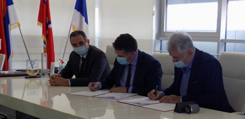 Potpisan ugovor o izgradnji pomoćnog stadiona FK Slavija