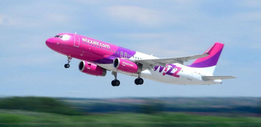 Aviokompanija Wizz Air želi nastaviti letove za Tuzlu do 2023. godine