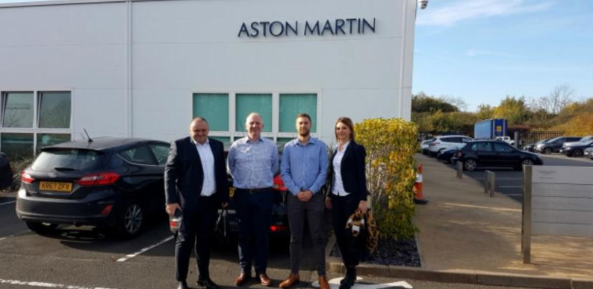 Prevent Components proizvodit će komponente za vozila Aston Martin