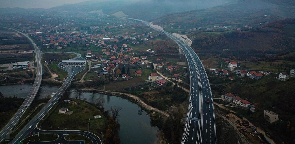 Utvrđena cijena cestarine za nove dionice autoceste