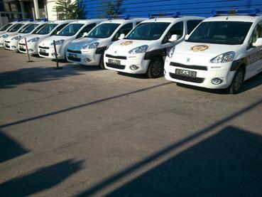 Treća isporuka Peugeot vozila Sudskoj policiji FBiH