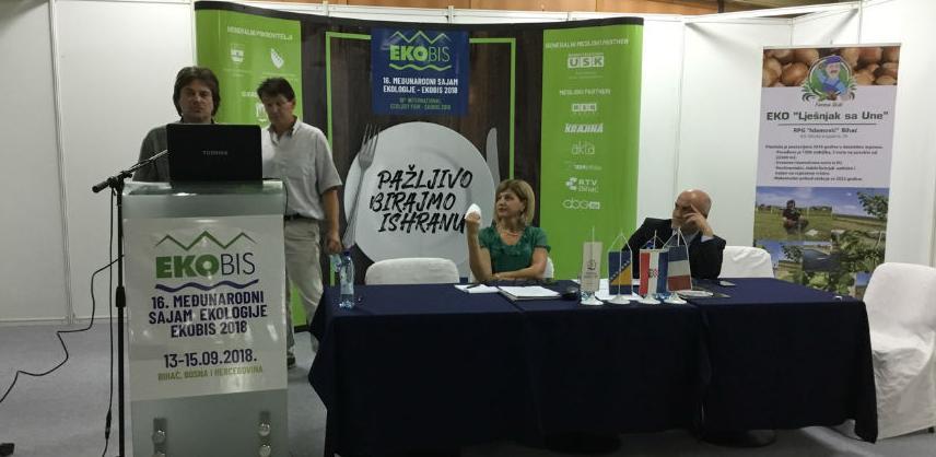 Alen Islamović razvija biznis na Uni: Sa lješnjakom želi na tržište Evrope