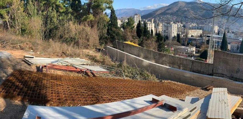 Započeli radovi na velikoj obnovi mostarskog naselja Bijeli Brijeg