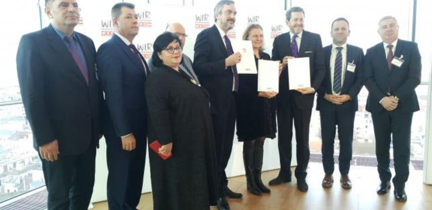Austrijska komora potpisala sporazum sa komorama Zapadnog Balkana