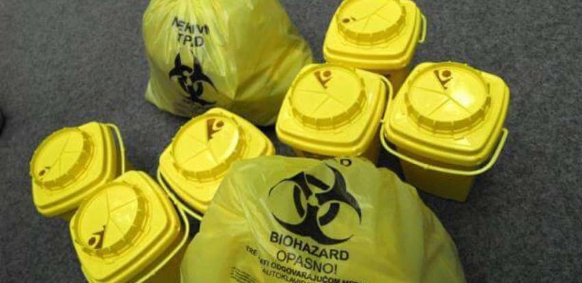 U FBiH oko 9.000 tona opasnog otpada, najviše iz proizvodnje baznih metala