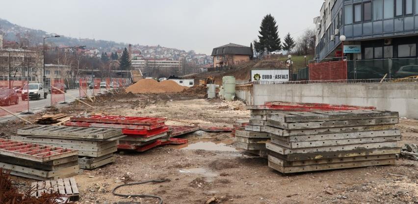 Srušen još jedan objekt na građevinskoj cjelini prvog dijela Prve transverzale