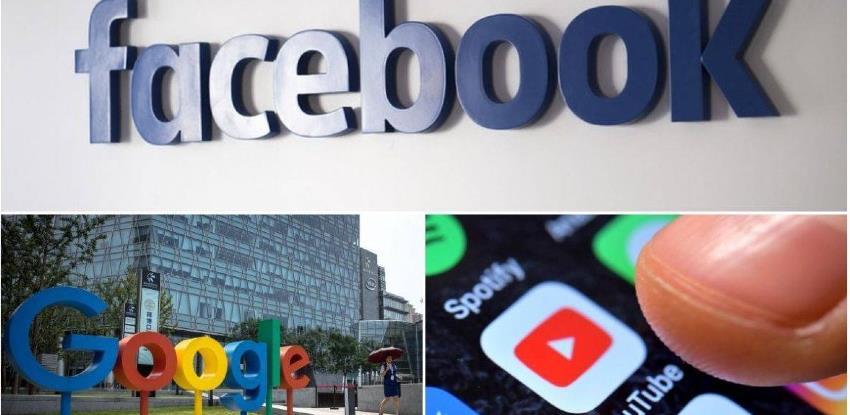 Jednoglasno usvojeno: Uvesti porez za Facebook, Google, YouTube