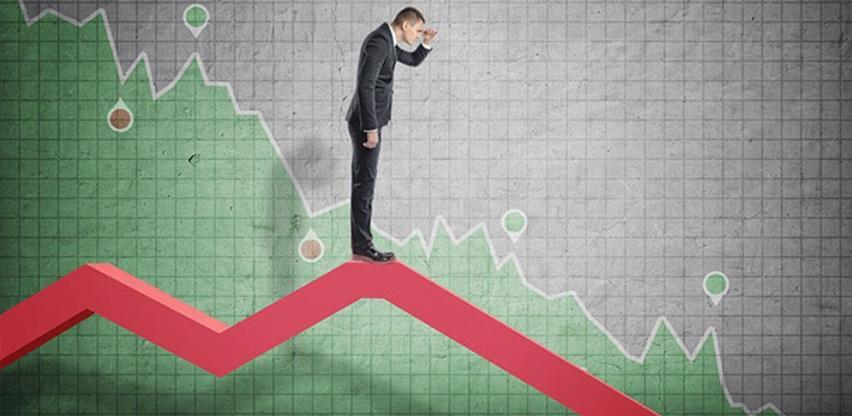 Zabilježen pad industrijske proizvodnje za 20%, 7.800 radnika ostalo bez posla