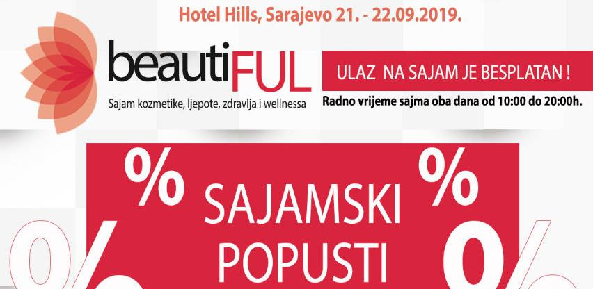 Popusti do 50%: Ovog vikenda Prvi beautiFUL2019 sajam