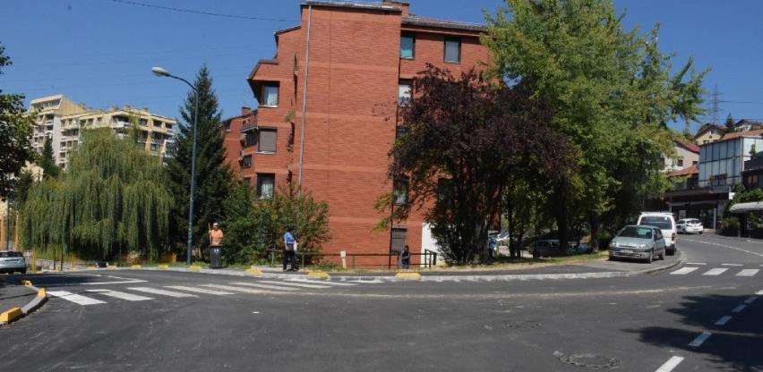 Završeni radovi na sanaciji saobraćajnica u općini Centar
