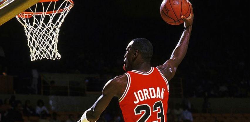 NBA igrači za najboljeg izabrali Micheala Jordana