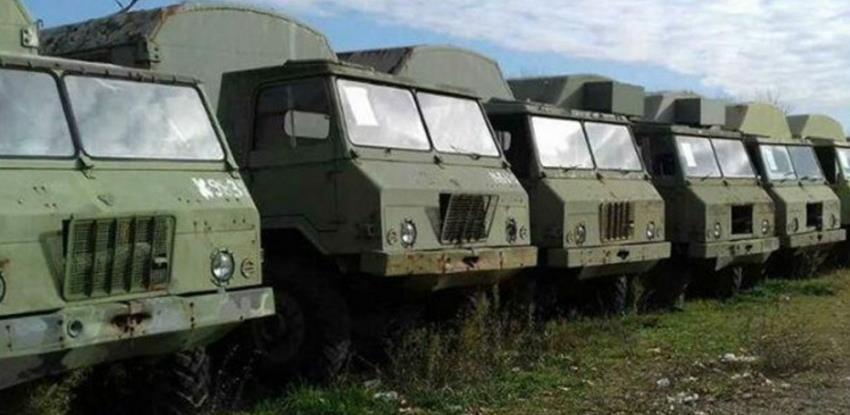 Oružane snage BiH prodaju krševe, kasni nabavka novih vozila