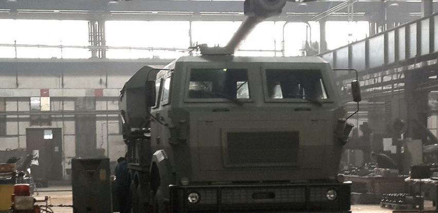 Artiljerijsko oružje na testiranju u UAE: Arapi kupuju bh. samohodnu haubicu?
