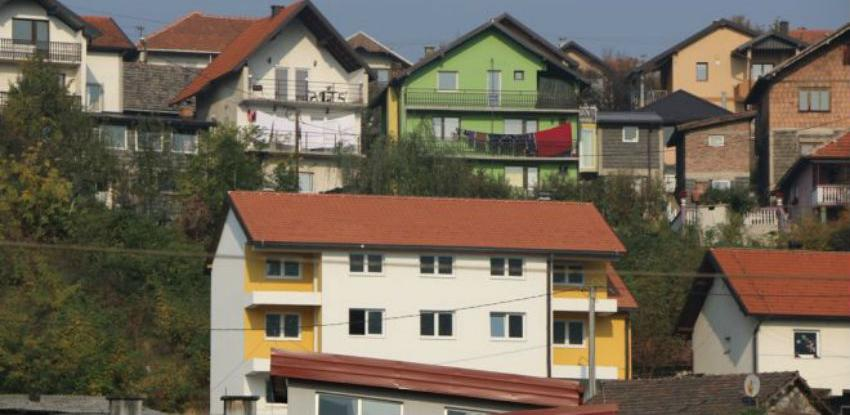 U Kaknju završena šesta zgrada socijalnog stanovanja, sedma na proljeće