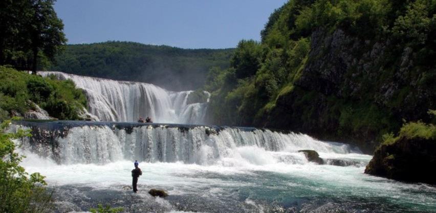 """Mulić: Nacionalni park """"Una"""" je destinacija privlačna za turiste i u pandemiji"""