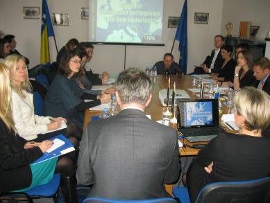 Predstavnici 14 medija zemalja EU u BiH