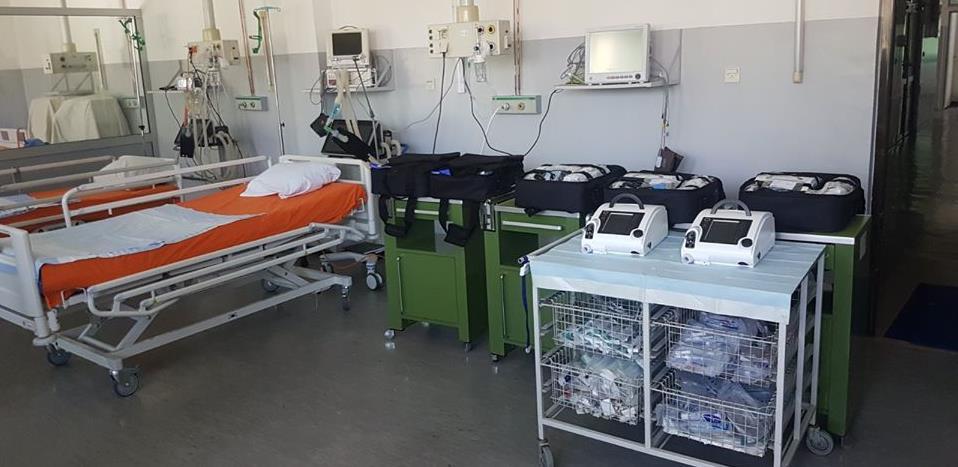 Pozitivna priča iz Tešnja: Općoj bolnici isporučena nova medicinska oprema