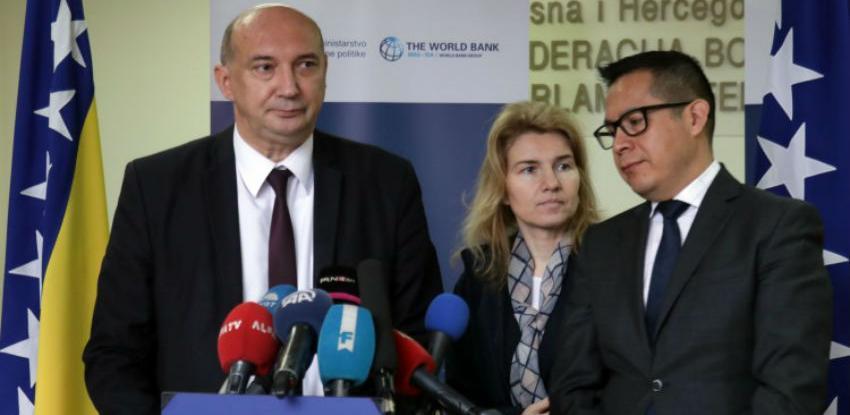 Od Svjetske banke 50 miliona eura za zapošljavanje 23.000 osoba