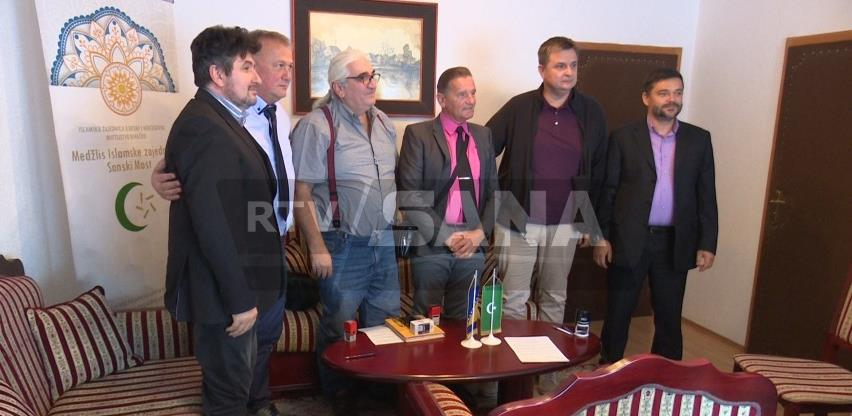 Ozvaničen početak gradnje Vakufskog tržnog centra u Sanskom Mostu