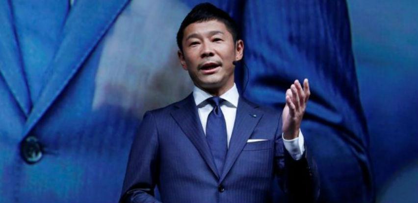 Japanski milijarder odabran za prvog putnika na mjesec