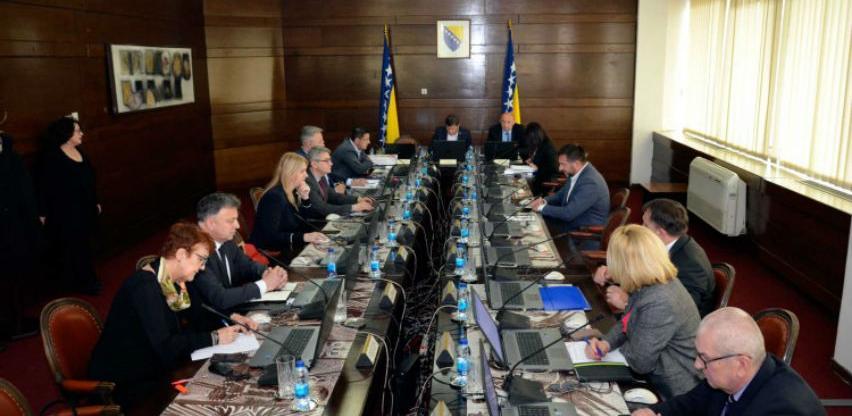 Danas sjednica Vlade Federacije BiH u Sarajevu