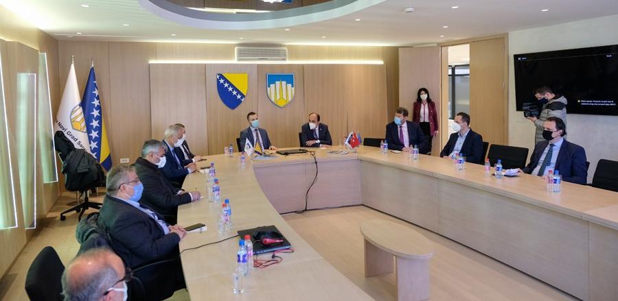 Dogovoreno unapređenje saradnje Grada Konye i Općine Novi Grad