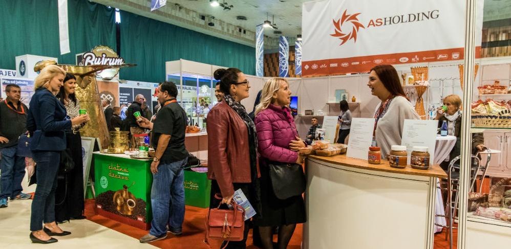 Veliko interesovanje za halal proizvodima članica AS Holdinga