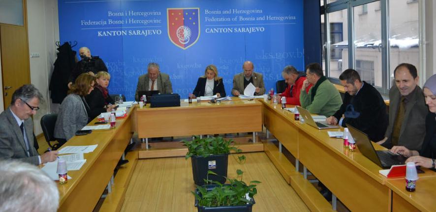 ESV podržalo Nacrt Budžeta Kantona Sarajevo za 2018. godinu