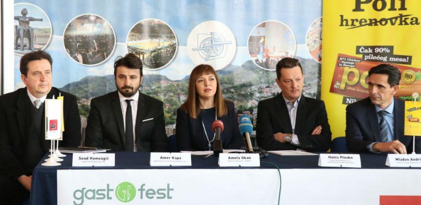 "U martu u Skenderiji 35. ""Interio"" i prvi ""Gast Fest"""