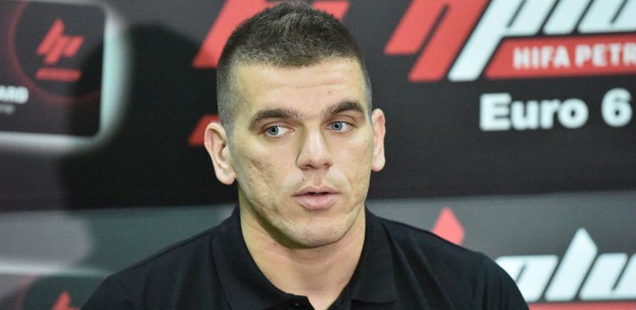 Kajakaš Darko Savić novo zaštitno lice kompanije Hifa Petrol