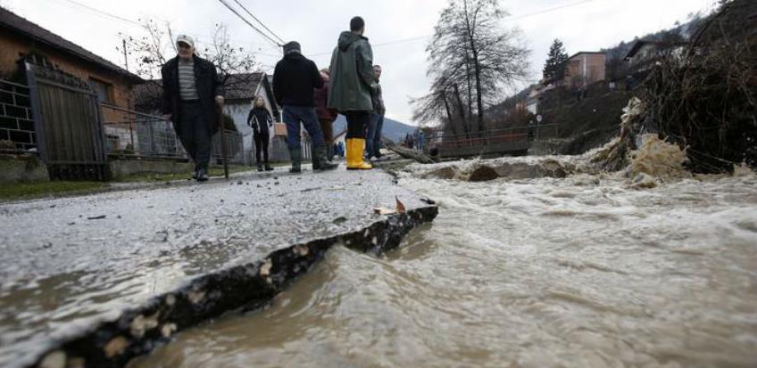 Projektu zaštite od poplava u RS-u odobreno 19 miliona eura