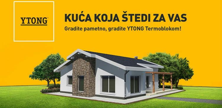 YTONG: Kvalitet i sigurnost doma za više generacija