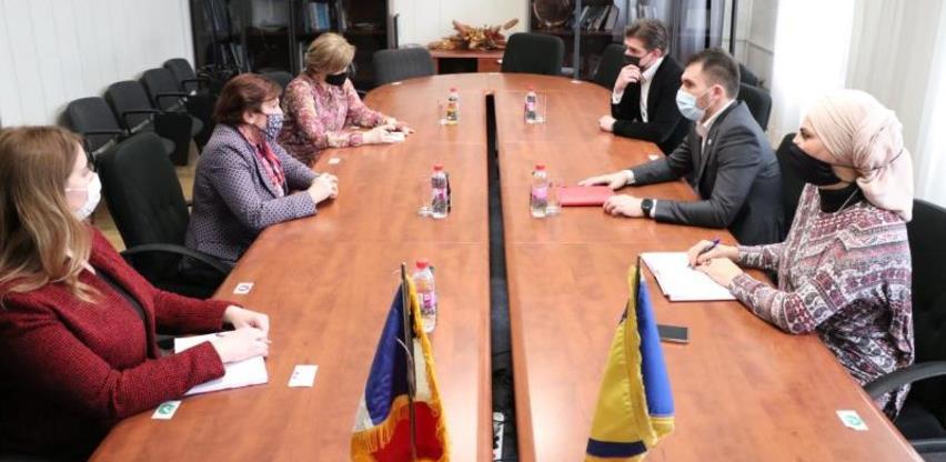 Ambasada Francuske podržat će privredne projekte u Kantonu Sarajevo