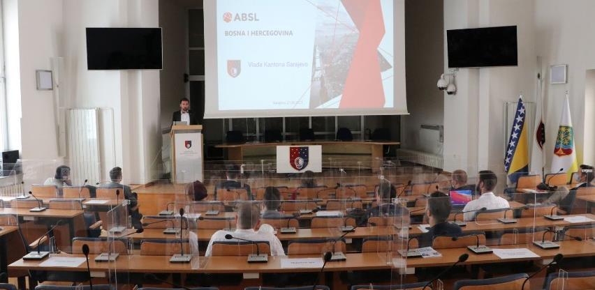 Vlada KS i  Asocijacije ABSL: Outsourcing je važna industrijska grana za Kanton Sarajevo