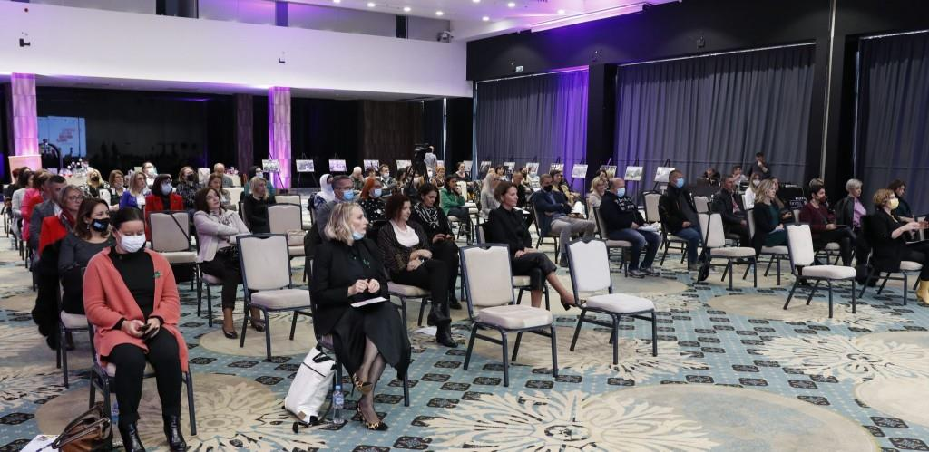 Konferencija i moto kampanje 'Mentalno zdravlje u svijetu nejednakosti'